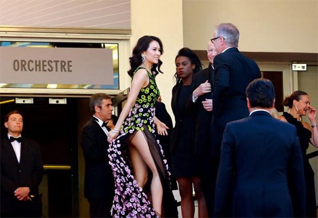 Quên những bộ cánh lộng lẫy đi, lộ hàng mới thực sự là đặc sản của thảm đỏ Cannes! - Ảnh 9.