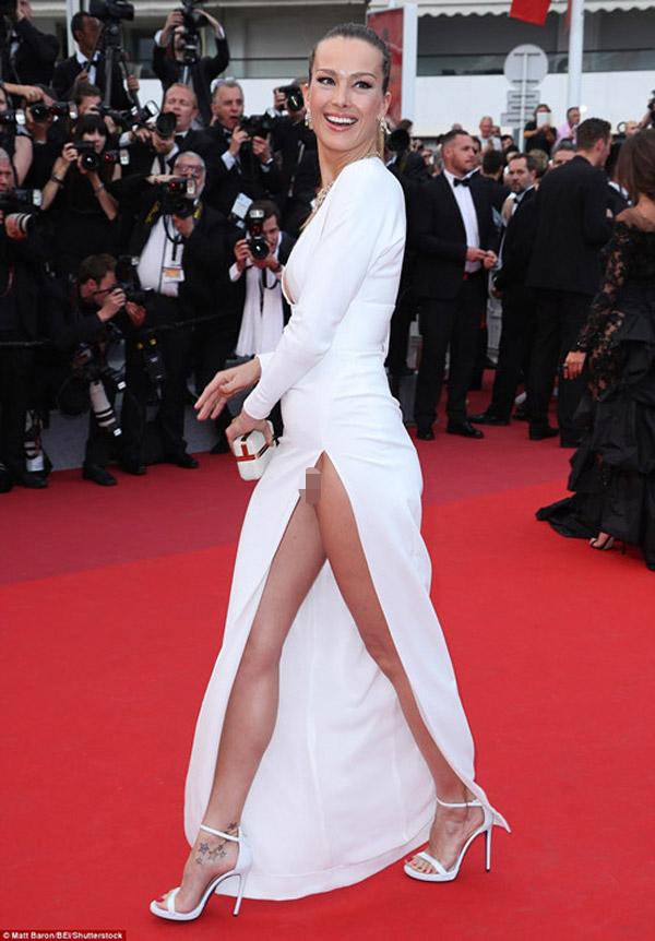 Quên những bộ cánh lộng lẫy đi, lộ hàng mới thực sự là đặc sản của thảm đỏ Cannes! - Ảnh 7.