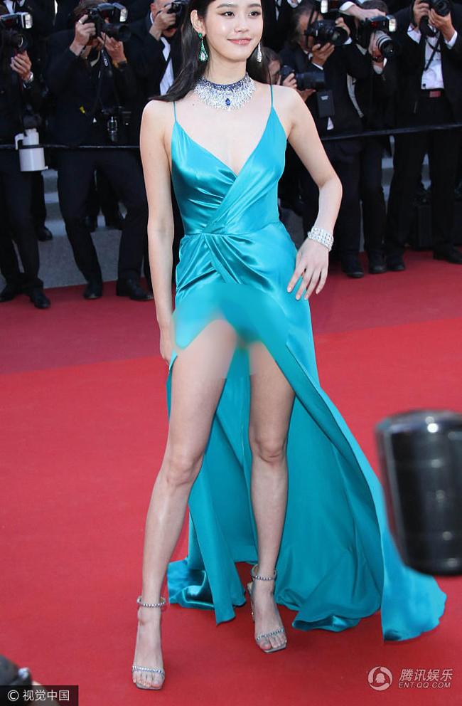 Quên những bộ cánh lộng lẫy đi, lộ hàng mới thực sự là đặc sản của thảm đỏ Cannes! - Ảnh 8.