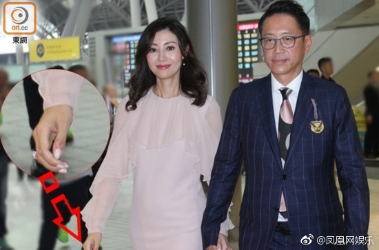 Hoa hậu Hồng Kông trẻ đẹp và hạnh phúc bên chồng đại gia, khoe nhẫn kim cương khủng với nụ cười rạng rỡ - Ảnh 3.