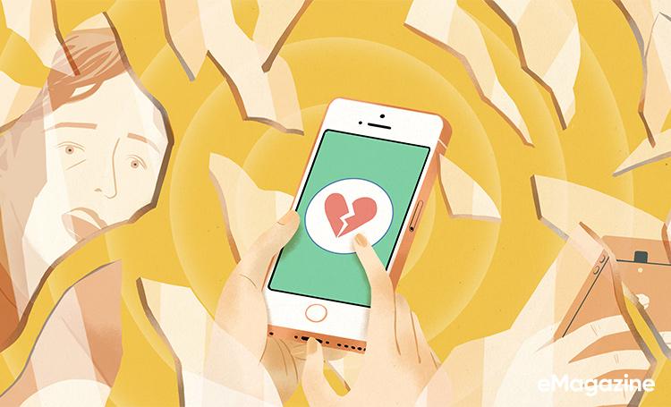 Tình yêu thời Facebook, Zalo: Khi yêu đã khổ, tới lúc chia tay còn lằng nhằng vật vã hơn nhiều! - Ảnh 5.