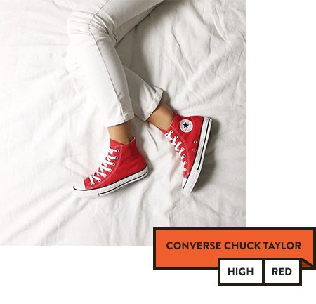 Vans hay Converse - từ những đôi giày thời học sinh ai cũng có, cho đến thứ phụ kiện thần thánh của bất cứ fashionista nào! - Ảnh 5.