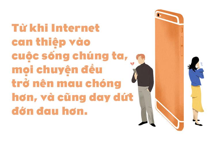 Tình yêu thời Facebook, Zalo: Khi yêu đã khổ, tới lúc chia tay còn lằng nhằng vật vã hơn nhiều! - Ảnh 8.