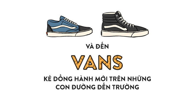 Vans hay Converse - từ những đôi giày thời học sinh ai cũng có, cho đến thứ phụ kiện thần thánh của bất cứ fashionista nào! - Ảnh 9.