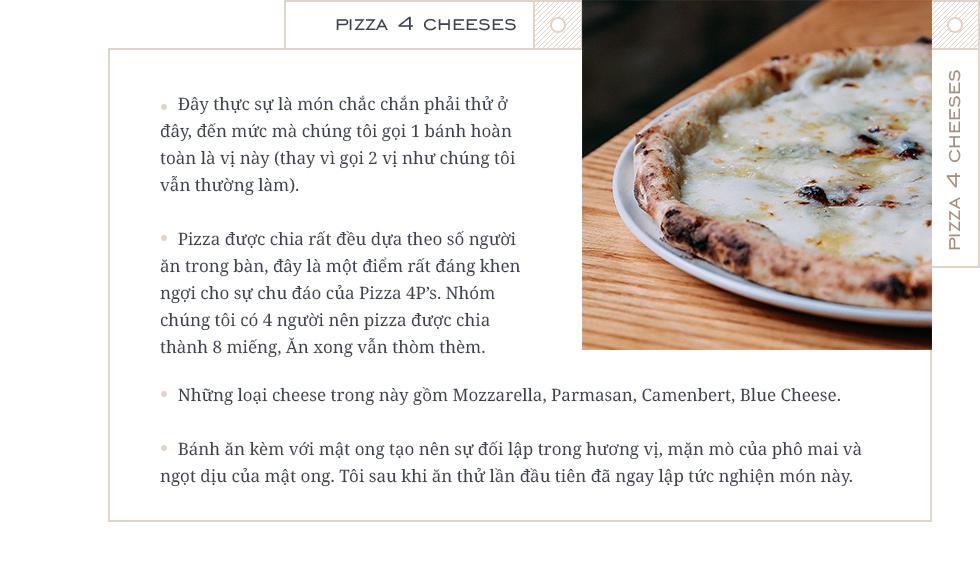 """Pizza 4P's: Câu chuyện chiếc pizza của người Nhật đã chinh phục những """"cái miệng khó tính của người Việt như thế nào! - Ảnh 12."""