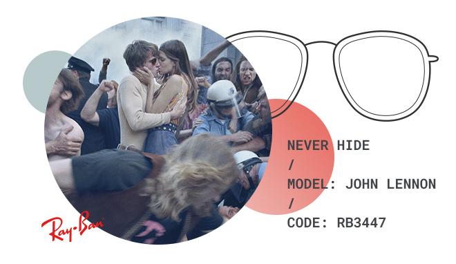 Ray-Ban: Chiếc kính của mọi thanh niên, của tuổi trẻ và chẳng bao giờ lỗi mốt - Ảnh 14.