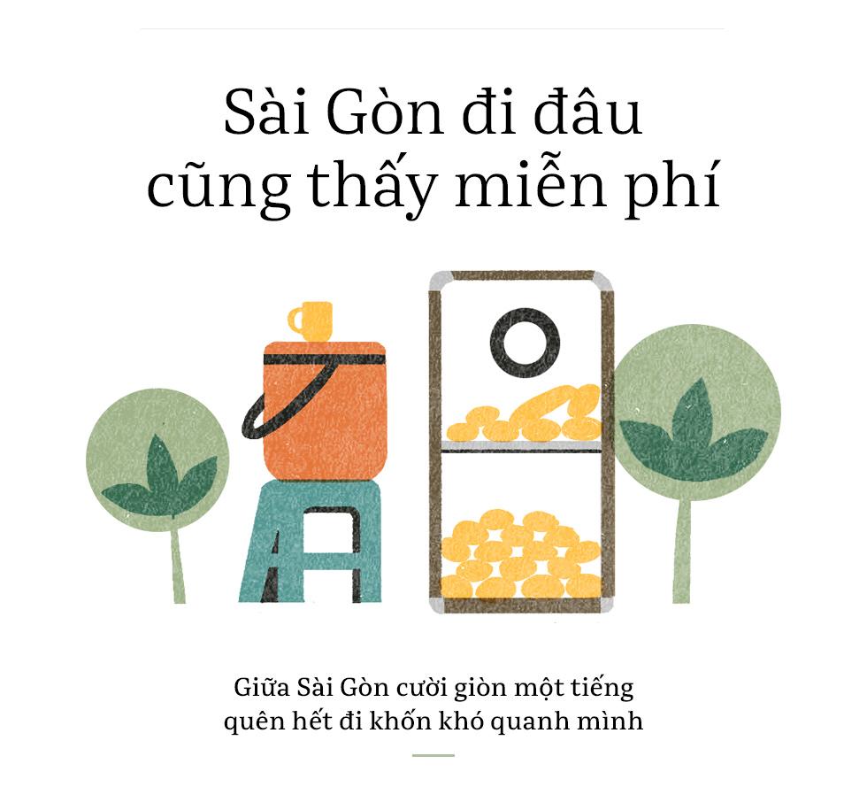 Những mẩu chuyện nhỏ xíu cũng đủ để thấy Sài Gòn dễ thương quá đỗi! - Ảnh 7.