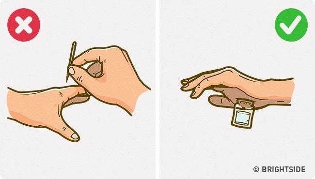 Đừng coi thường khi dằm đâm vào tay, hãy tìm cách lấy ra ngay nếu không bạn sẽ hối hận - Ảnh 3.
