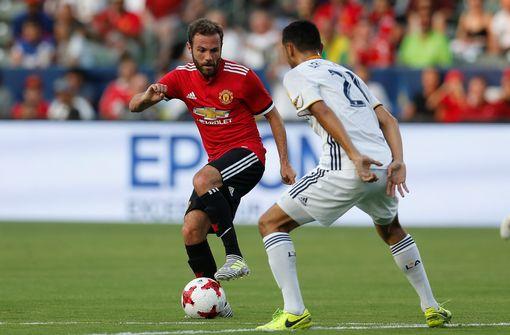 Man Utd đại thắng trong trận ra quân trên đất Mỹ - Ảnh 7.