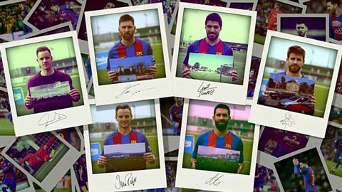 Trước khi lên đỉnh cao, các ngôi sao Barca khởi nghiệp ở đâu?