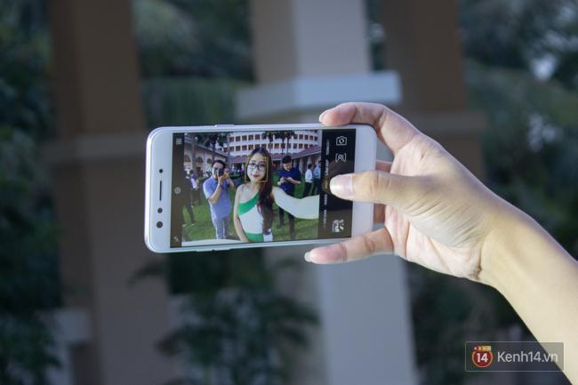 OPPO F3 ra mắt tại Việt Nam: Có camera selfie kép như F3 Plus, giá 7,5 triệu đồng