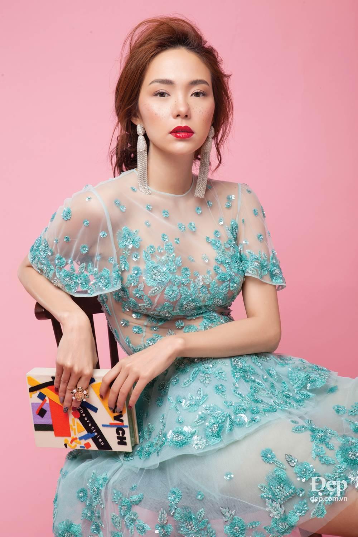 Vietnamese fashion designer minh hang Designer Minh Hanh