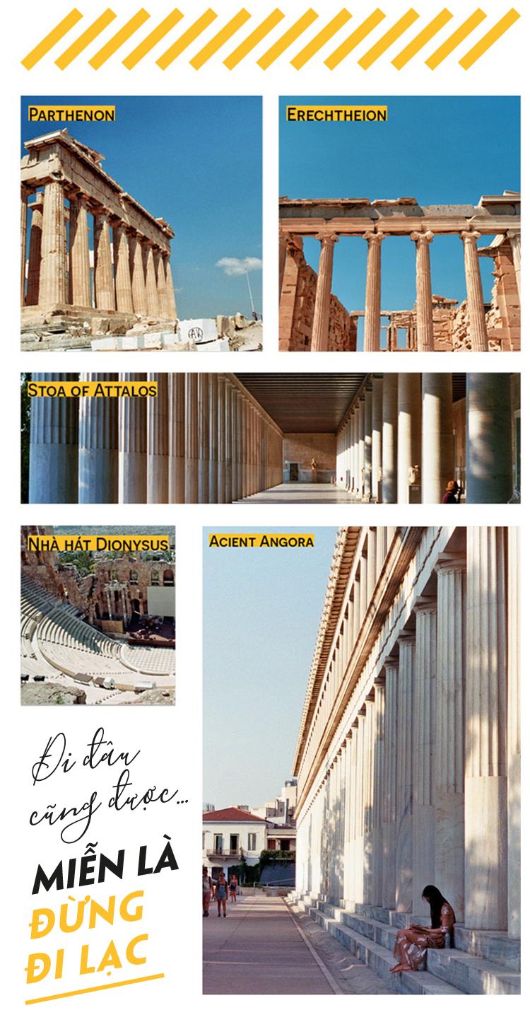 Hành trình 6 ngày ở Hy Lạp, miền đất khiến bạn tin rằng: Thiên đường là có thật - Ảnh 6.