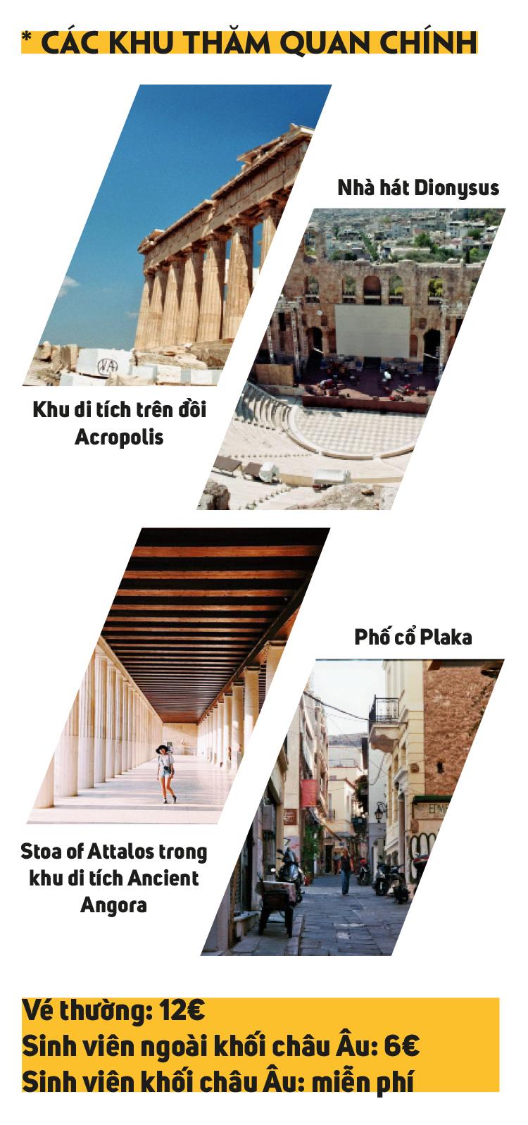 Hành trình 6 ngày ở Hy Lạp, miền đất khiến bạn tin rằng: Thiên đường là có thật - Ảnh 24.
