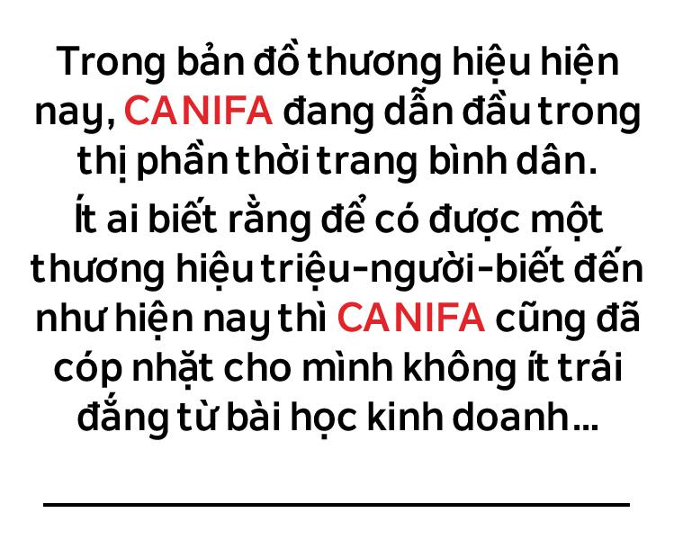 Hãy tự hào: Nhật Bản có UNIQLO, và chúng ta có CANIFA đang dần được yêu thích như thế - Ảnh 1.