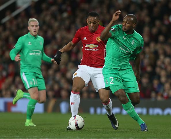 Ibrahimovic lập hat-trick, Man Utd thắng tưng bừng tại Europa League - Ảnh 6.