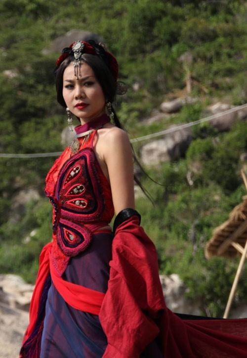 Thanh Hằng: 13 năm, 9 vai diễn và cuộc lột xác để trở thành nữ diễn viên ác nhất màn ảnh rộng - Ảnh 13.