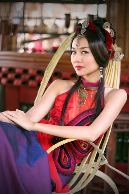 Thanh Hằng: 13 năm, 9 vai diễn và cuộc lột xác để trở thành nữ diễn viên ác nhất màn ảnh rộng - Ảnh 14.