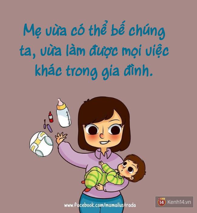 Ai cũng từng là thiếu nhi và món quà lớn nhất chúng ta được tặng chính là Mẹ! - Ảnh 3.