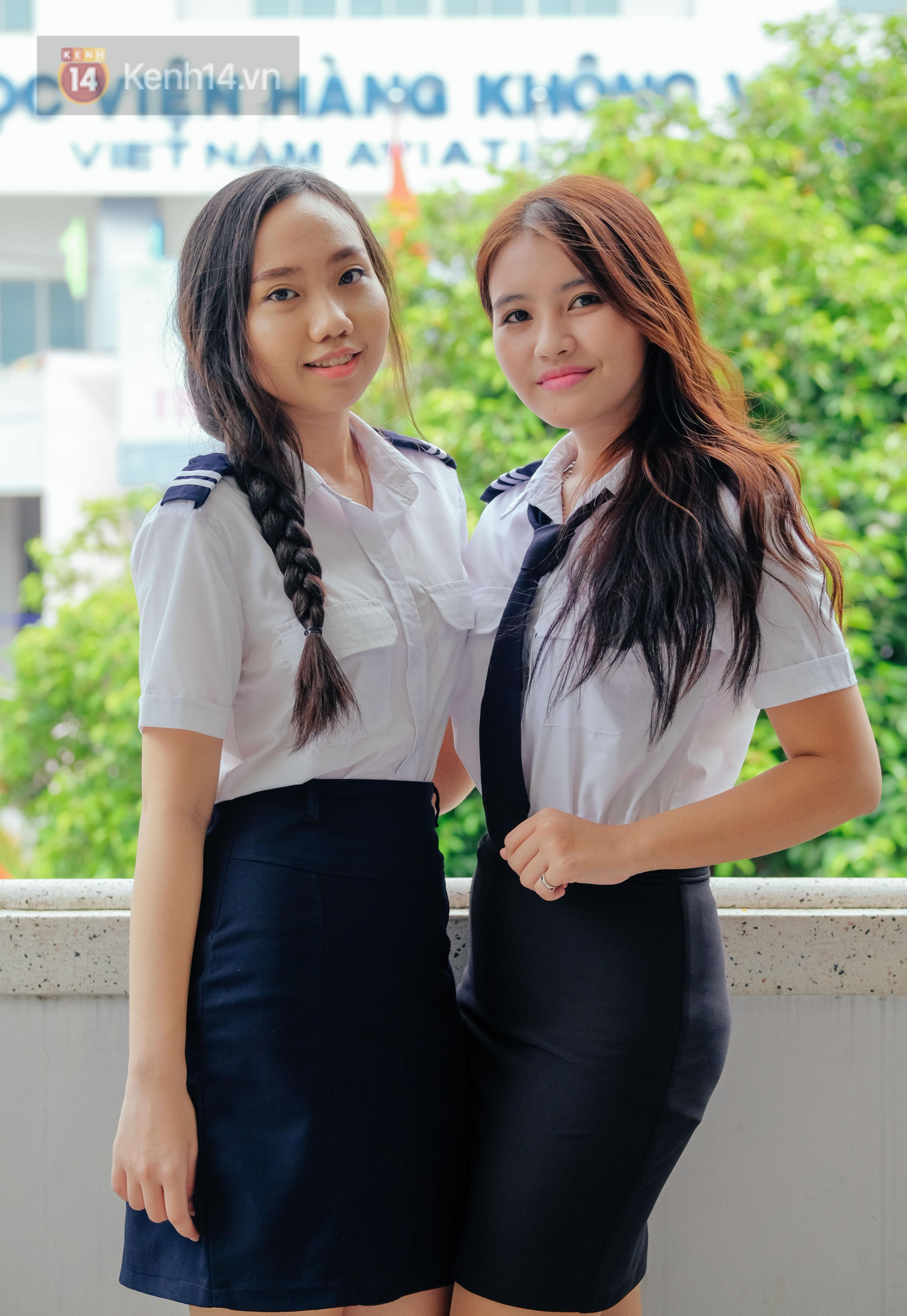Đời sống: Cùng xem SV Học viện Hàng không Việt Nam khai giảng như thế nào nhé!