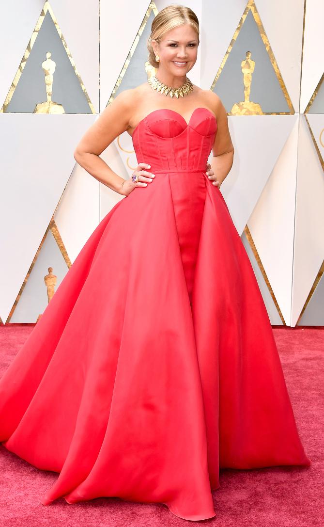 Sao: Thảm đỏ Oscar 2017 Cuộc chiến sắc đẹp giữa nữ thần