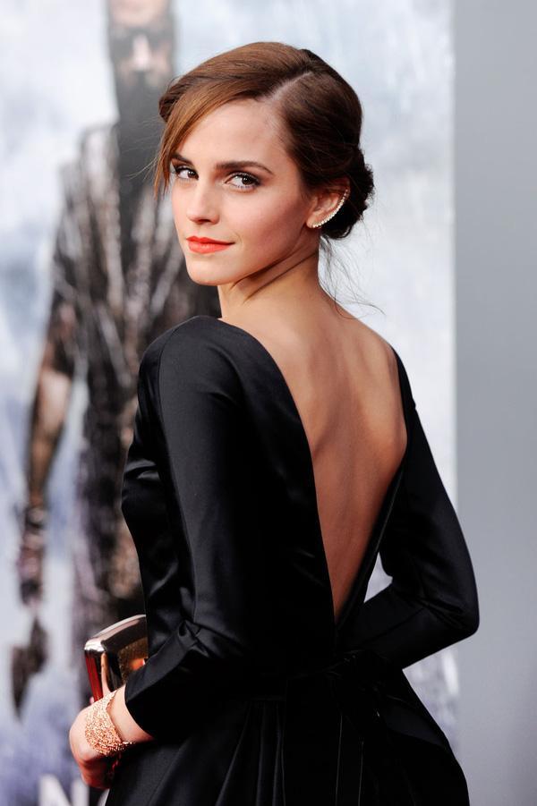Emma Watson: Hoa hồng đẹp nhất nước Anh giờ bỗng tàn phai nhan sắc nhanh chóng - Ảnh 8.