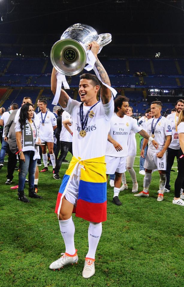 Không còn nghi ngờ gì nữa, James Rodriguez đang trên đường đến Man Utd - Ảnh 3.