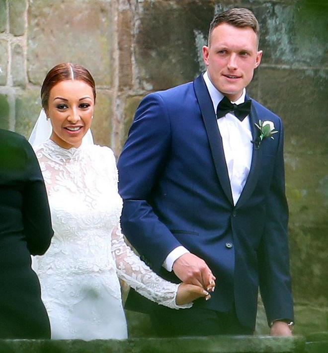 Hè 2017, mùa cưới của các sao bóng đá - ảnh 11