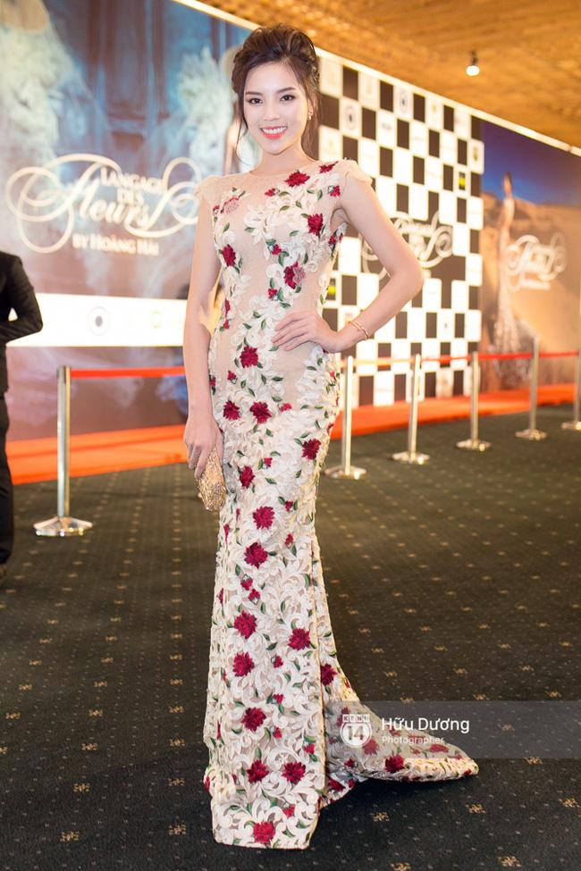 Trước khi thiết kế váy cho tân HHHV, Hoàng Hải vốn đã là NTK của mọi Hoa hậu Việt - Ảnh 8.
