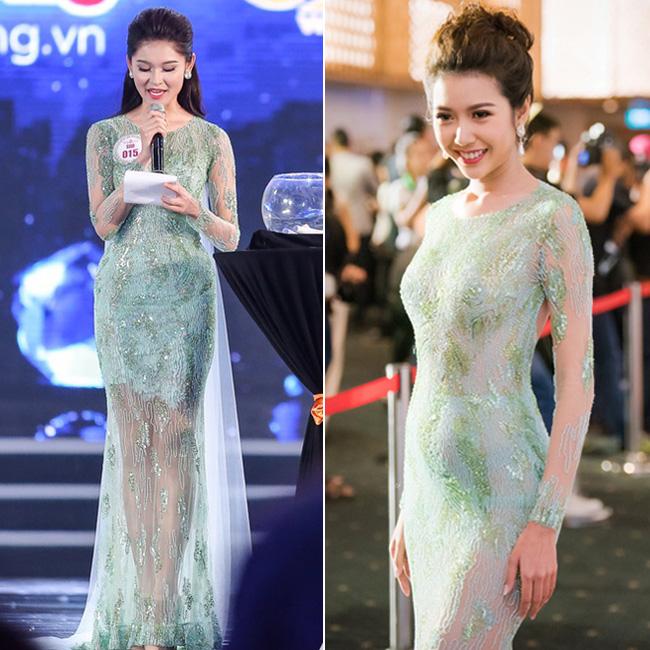 Trước khi thiết kế váy cho tân HHHV, Hoàng Hải vốn đã là NTK của mọi Hoa hậu Việt - Ảnh 28.