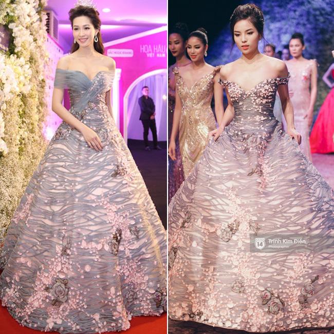 Trước khi thiết kế váy cho tân HHHV, Hoàng Hải vốn đã là NTK của mọi Hoa hậu Việt - Ảnh 26.
