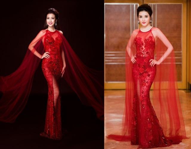 Trước khi thiết kế váy cho tân HHHV, Hoàng Hải vốn đã là NTK của mọi Hoa hậu Việt - Ảnh 27.