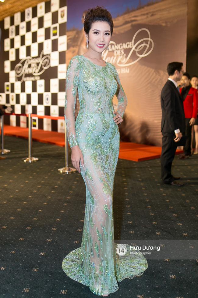 Trước khi thiết kế váy cho tân HHHV, Hoàng Hải vốn đã là NTK của mọi Hoa hậu Việt - Ảnh 23.