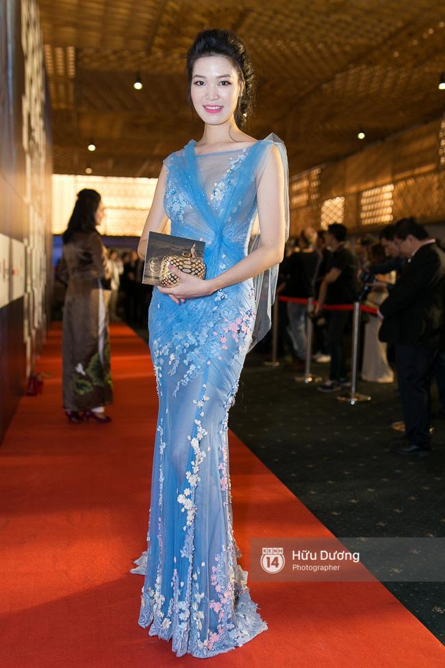 Trước khi thiết kế váy cho tân HHHV, Hoàng Hải vốn đã là NTK của mọi Hoa hậu Việt - Ảnh 20.