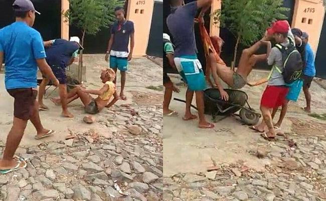Người phụ nữ chuyển giới bị kéo lê từ nhà ra ngoài đường, đánh đập tới chết - Ảnh 1.