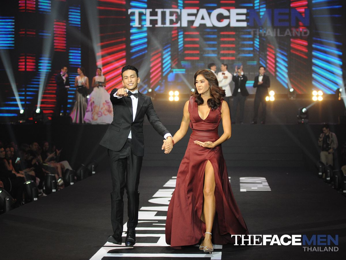 Hot boy mắt cười trở thành Quán quân The Face Men Thailand như thế nào? - Ảnh 1.