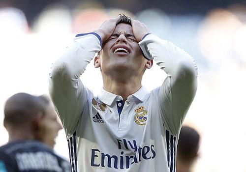 Real Madrid định giá bán James Rodriguez - ảnh 1