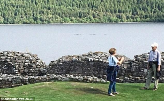 Hàng loạt hình ảnh xuất hiện trong năm 2016 củng cố niềm tin rằng quái vật hồ Loch Ness có thật! - ảnh 2