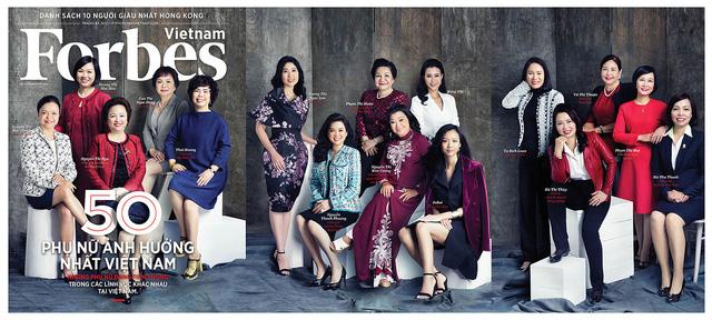 Danh sách 50 người phụ nữ ảnh hưởng nhất Việt Nam - Ảnh 1.