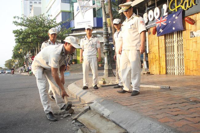 Ông Lê Anh, Chủ tịch UBND quận Hải Châu cho biết, sau khi lực lượng chức năng trả lại vỉa hè cho người dân, quận sẽ bàn giao lại cho chính quyền địa phương quản lý. Nếu địa phương nào để xảy ra tình trạng lấn chiếm vỉa hè sẽ phải chịu trách nhiệm.