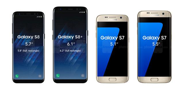 A đây rồi! Các lựa chọn màu sắc và giá thành của Galaxy S8 cuối cùng đã lộ diện - Ảnh 1.