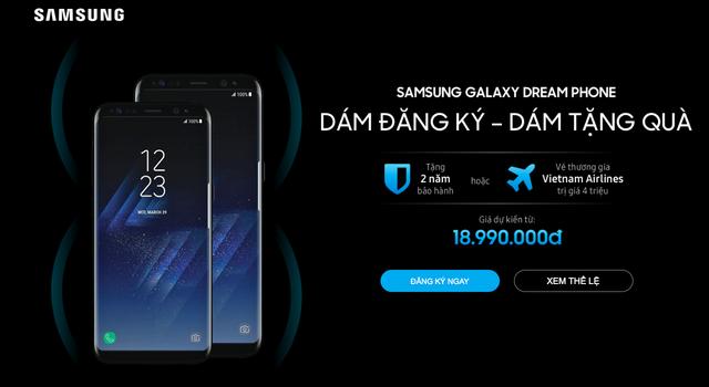 FPT Shop bất ngờ tiết lộ tất tần tật thông tin về Galaxy S8, bao gồm cả giá và thời điểm bán tại Việt Nam - ảnh 1