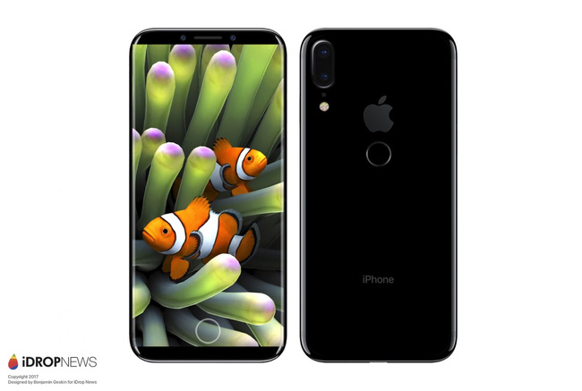 Đây là lý do iPhone 8 sẽ không thể đẹp vạn người mê như Galaxy S8 - Ảnh 3.