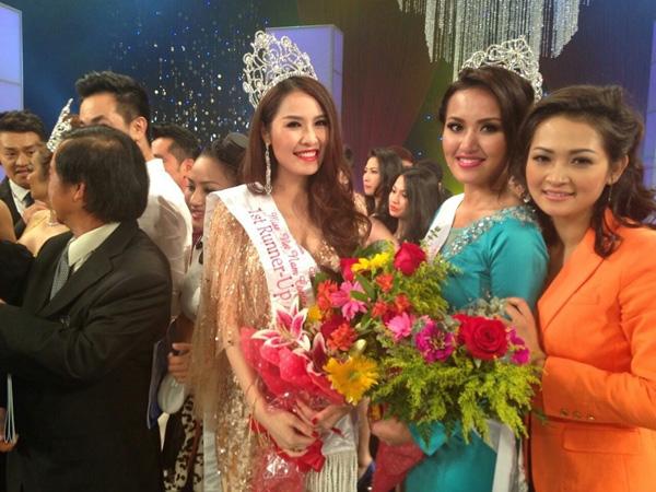Showbiz Việt đã chứng kiến hàng loạt những trường hợp thi chui trên trường nhan sắc Quốc tế! - ảnh 7