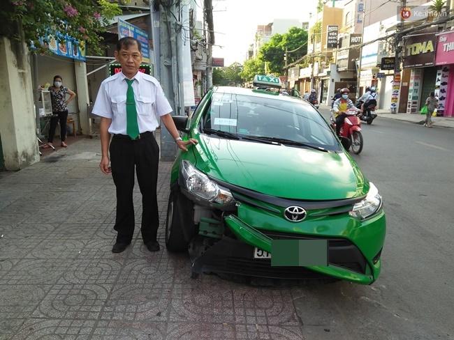 Tài xế Mai Linh lao xe vào tên cướp: Lúc đó tôi rất lo gây tai nạn vì cướp cũng là con người, cũng có gia đình... - Ảnh 4.