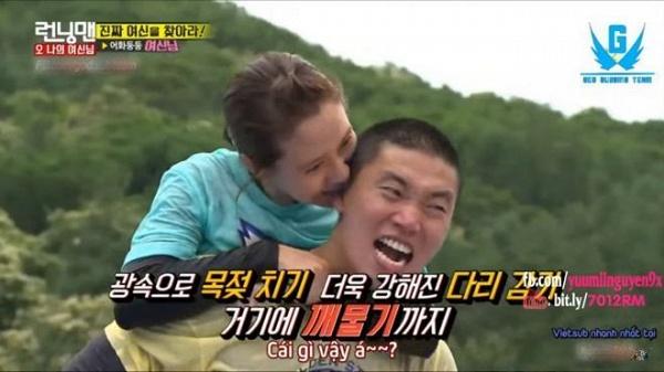 Song Ji Hyo không chỉ thông minh mà còn rất thích... cắn! - Ảnh 2.