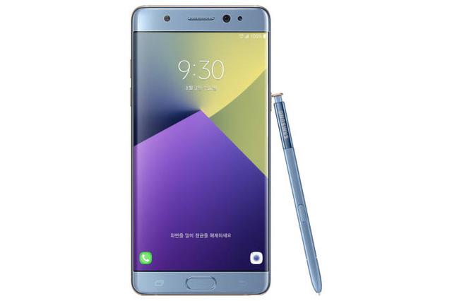Báo Hàn: Galaxy Note7 sẽ bán lại với cái tên Note7 R vào cuối tháng 6, giá 14 triệu - Ảnh 1.