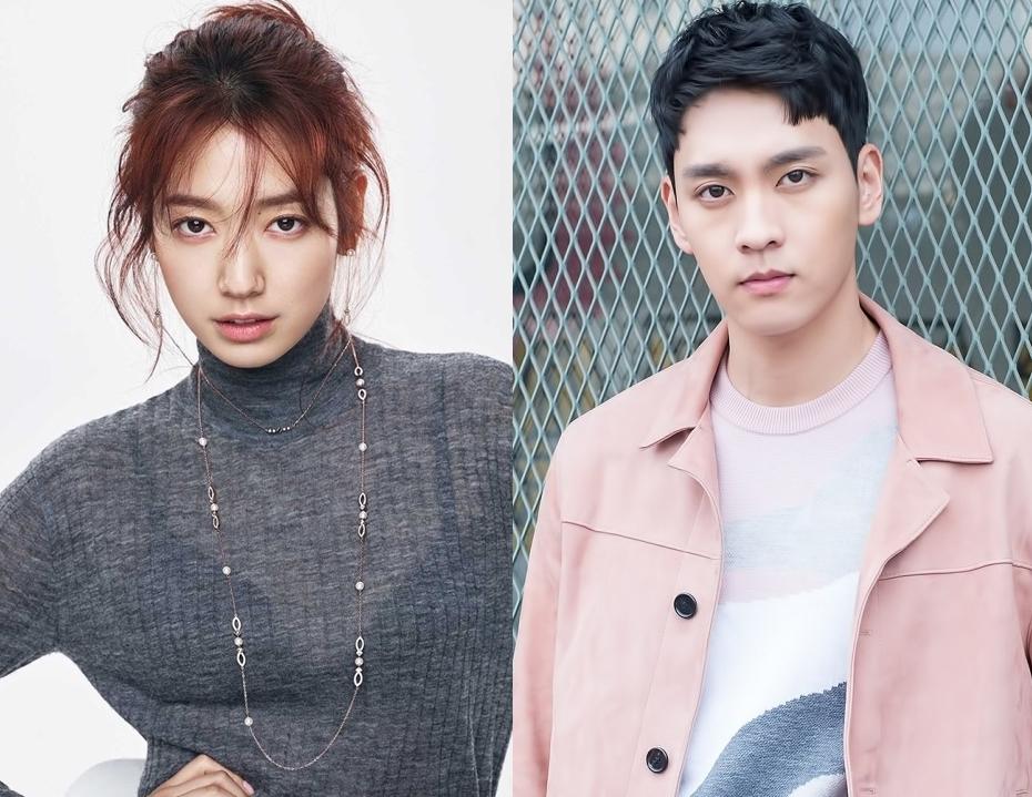 Sao Hàn: HOT: Park Shin Hye đang hẹn hò đàn em kém tuổi?
