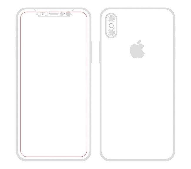 Đừng vội chê, iPhone 8 chắc chắn sẽ không xấu như bạn nghĩ - Ảnh 3.