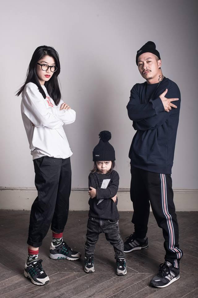 Gia đình mê sneakers Việt Max-Stu-Pid: Với chúng tôi, thời trang như niềm vui mỗi ngày, nó vừa quan trọng vừa không quan trọng - Ảnh 2.